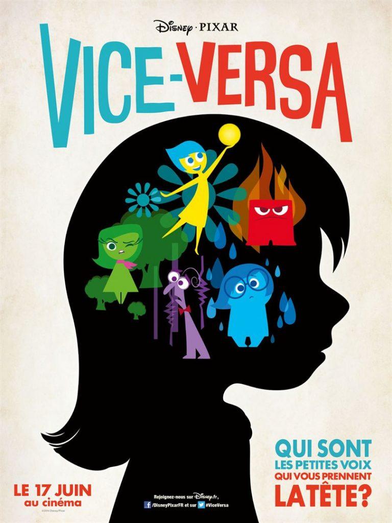 Vice-Versa dans le cadre du mois de la parentalité au Cinéma du Palais de Créteil